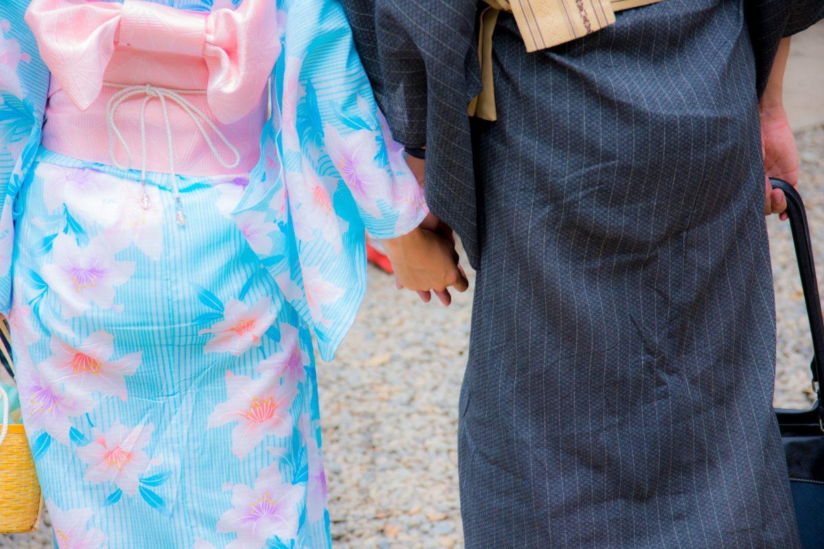 着物レンタルで粋に東京浅草を歩こう!